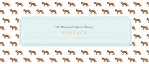 The History of Auburn Women Preface