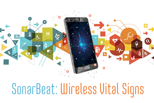 SonarBeat: Wireless Vital Signs
