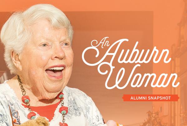 An Auburn Woman Alumni Snapshot