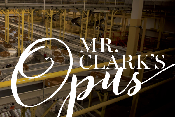 Mr. Clark's Opus