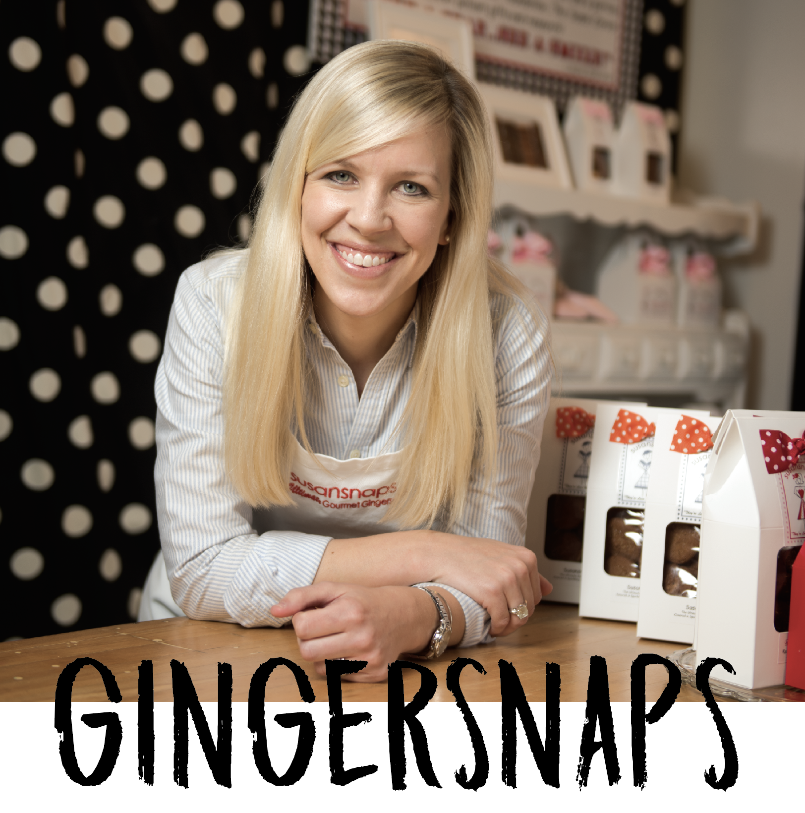 Gingersnaps; Susan Stachler
