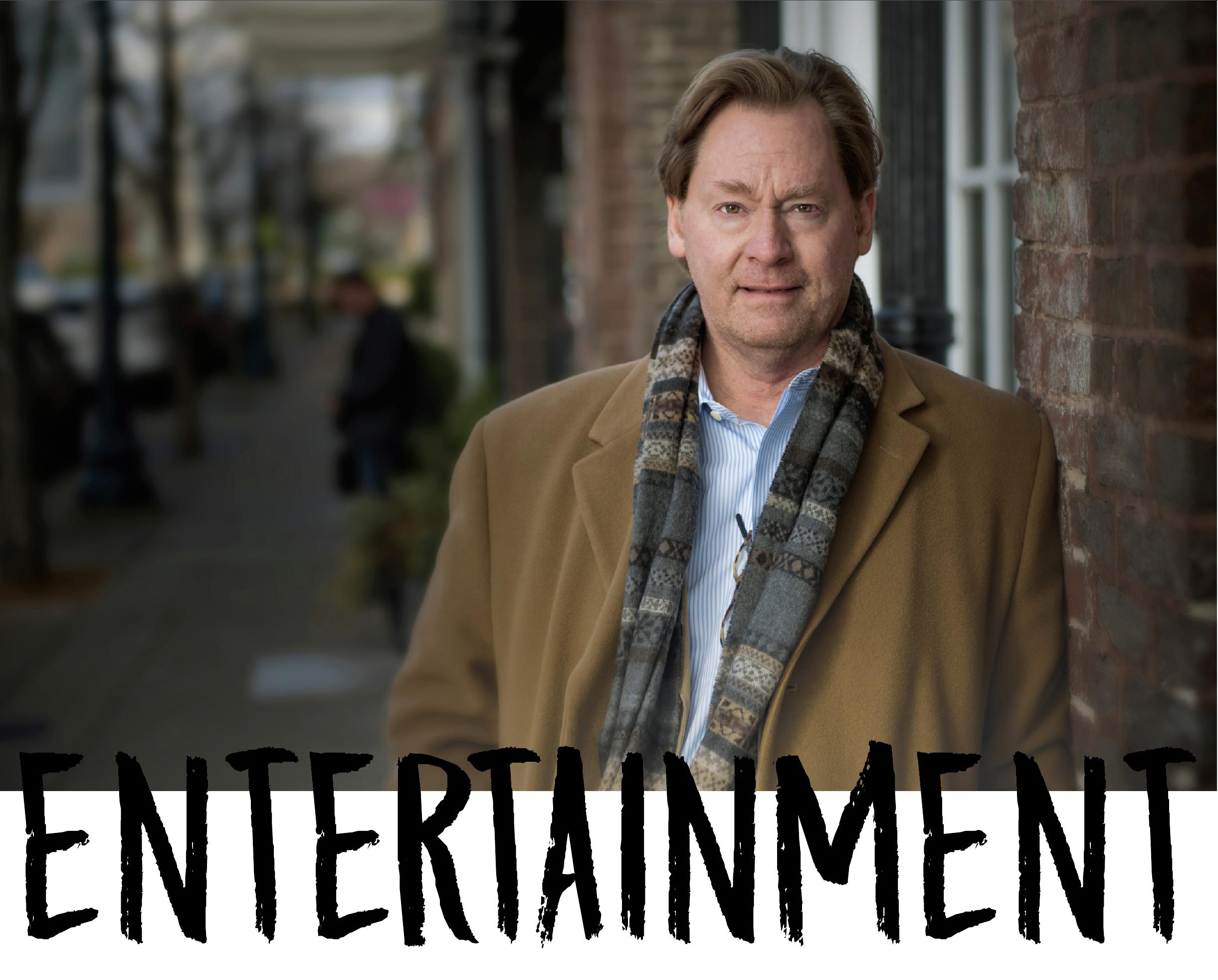 Entertainment; photo of Doug Fraser