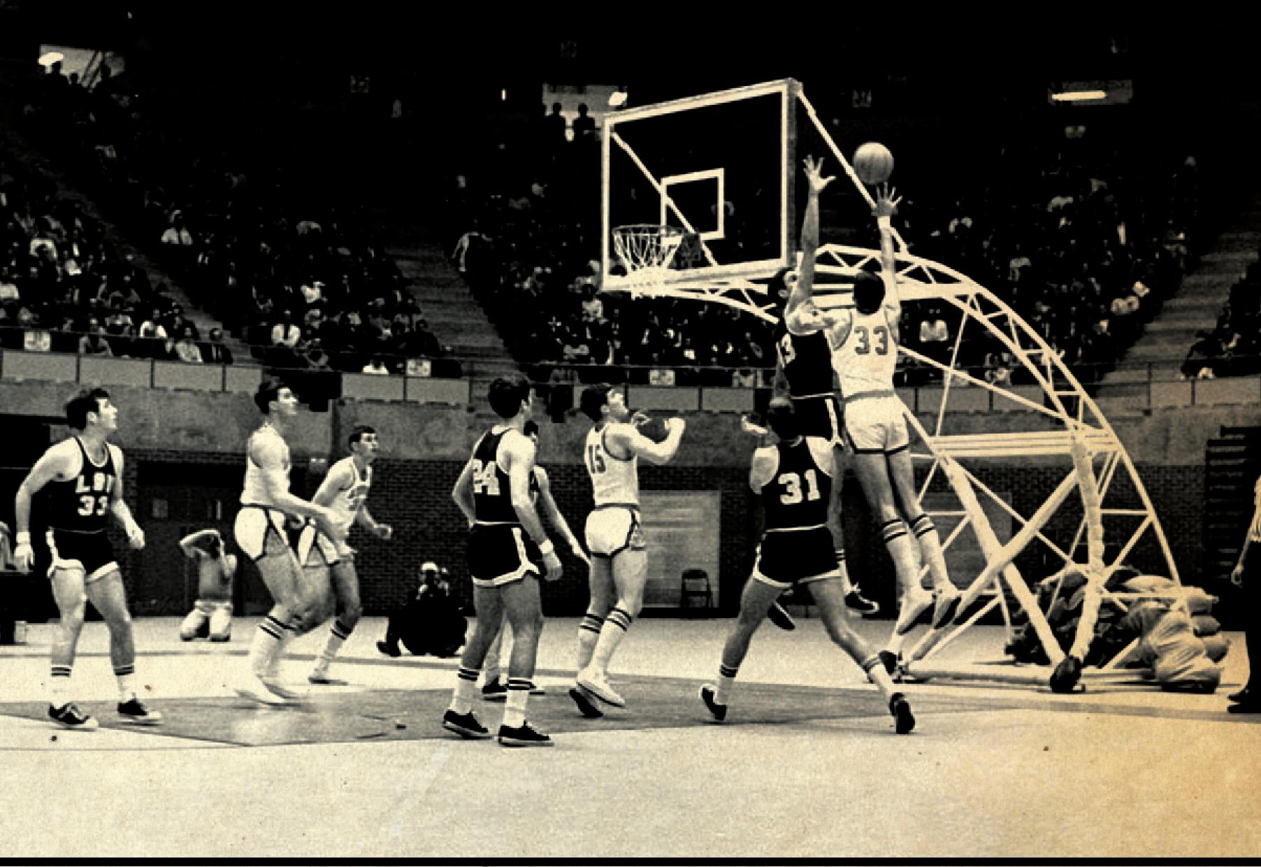 Auburn vs. LSU basketball