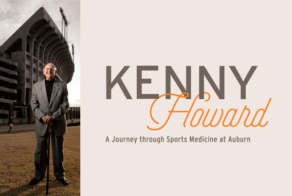 Kenny Howard A Journey through Sports Medicine at Auburn