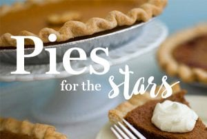 Pies to the Stars