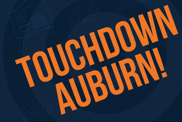 Touchdown Auburn