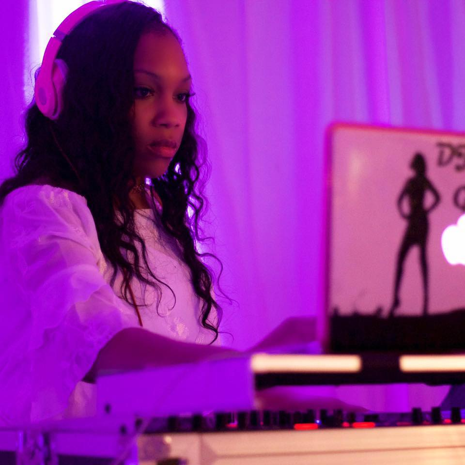 Aisha Stroud '09: Banker by day, DJ Gorgeous by night
