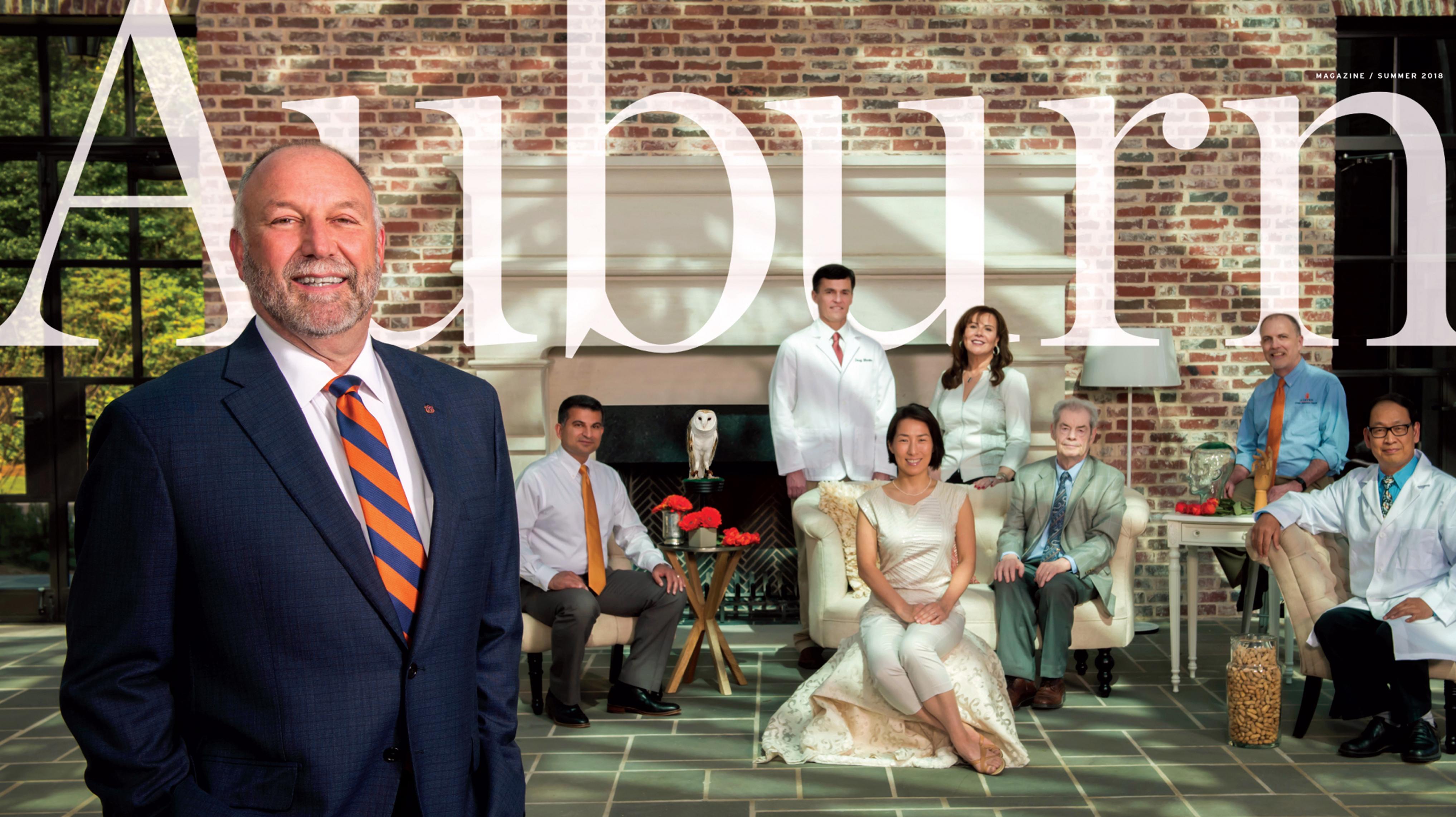 Auburn Magazine / Summer 2018