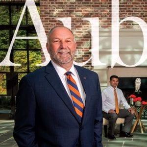 Auburn Magazine Summer 2018 Cover