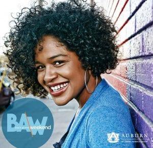 Black Alumni Weekend Facebook profile frame