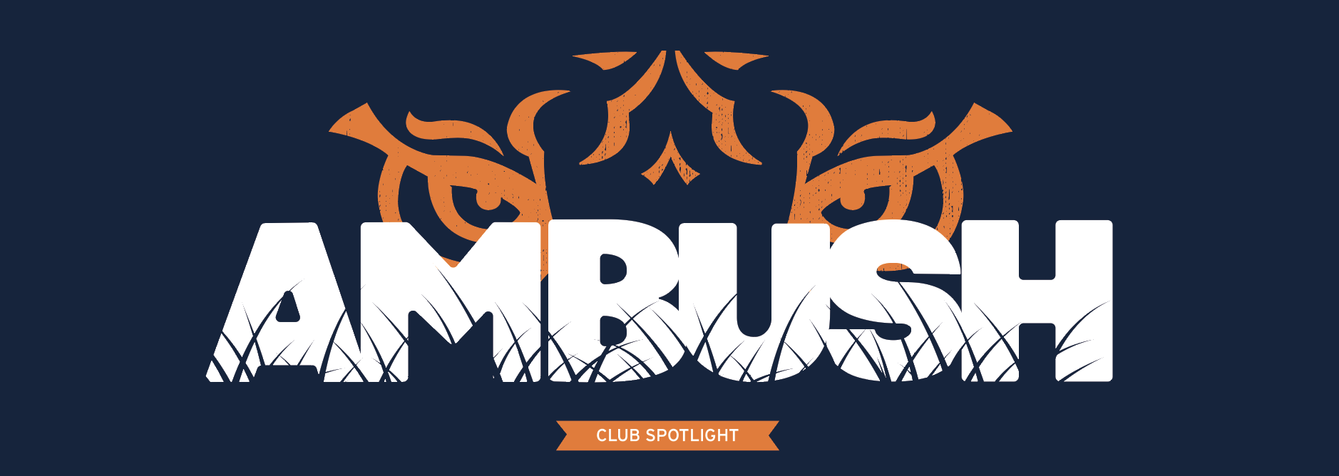 Ambush logo; Club Spotlight