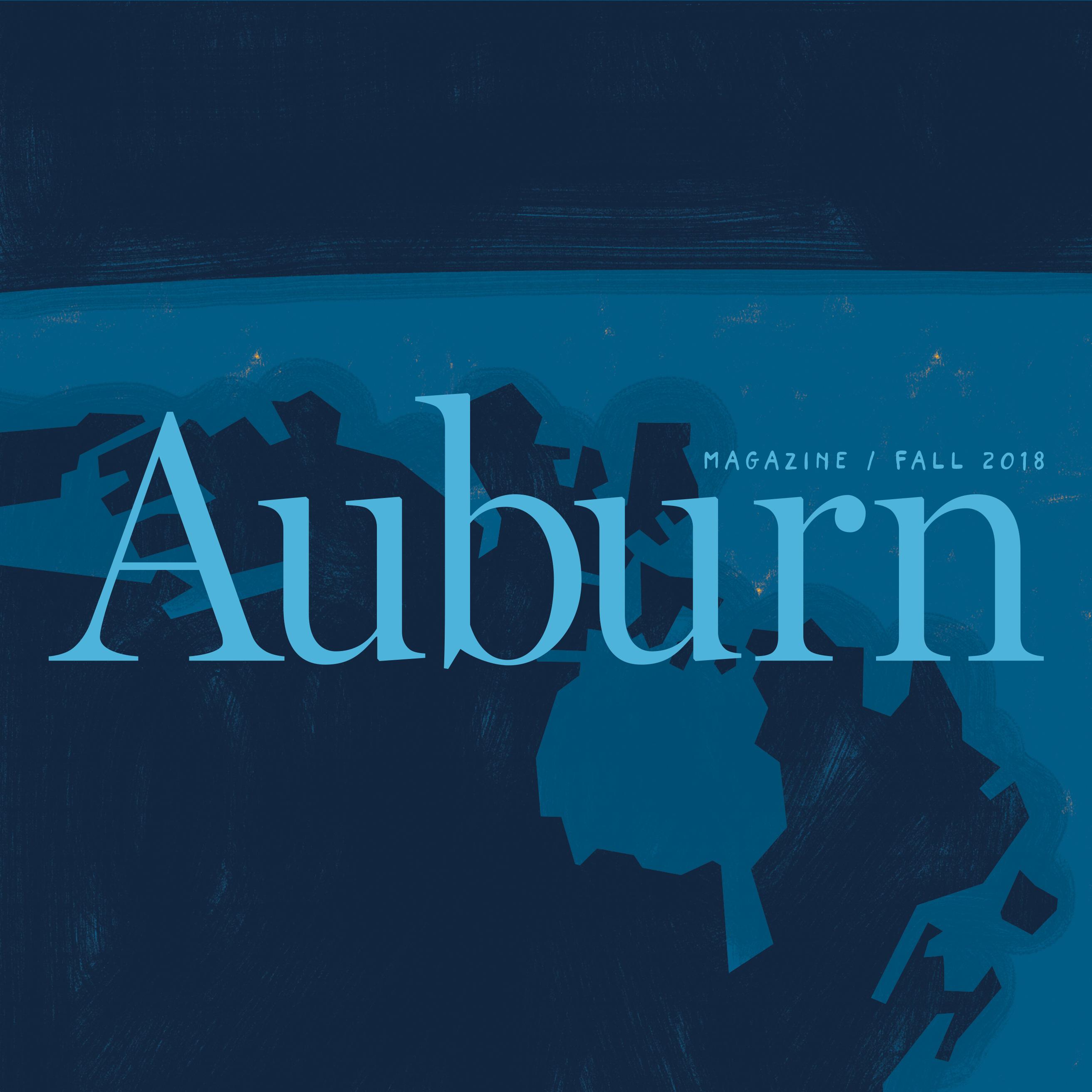 Auburn Magazine / Fall 2018