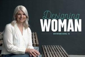 Designing Woman Erin Matthews Deavol '05