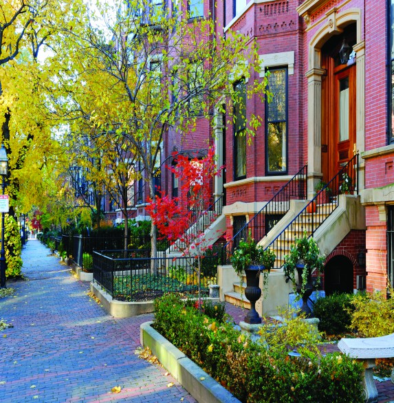 Boston - Fall Foliage of Canada & New England