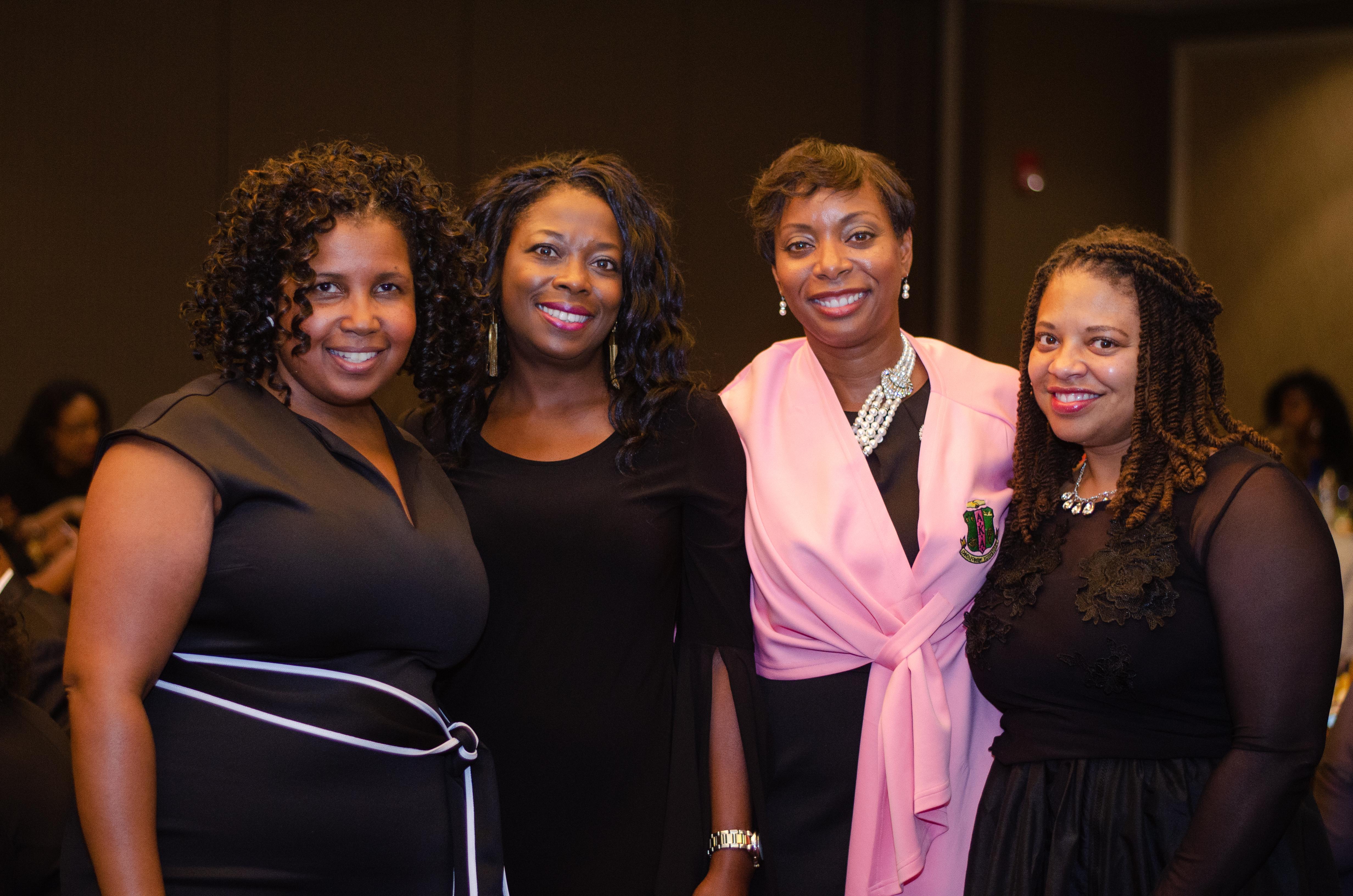 Black Alumni Weekend - awards dinner