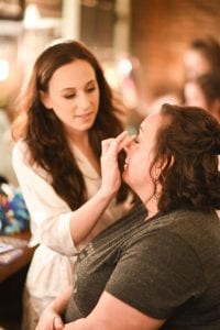 Charlsie makeup