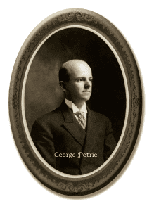 Photo of George Petrie