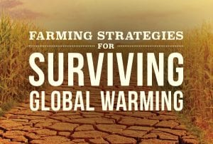 Farming Strategies for Surviving Global Warming