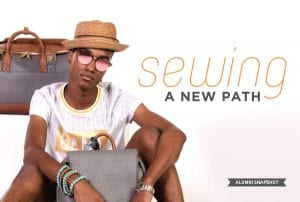 Sewing a New Path; Phillip Sidberry