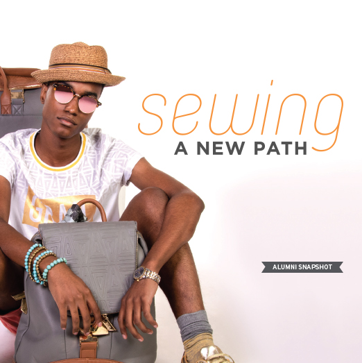 Sewing a New Path Alumni Snapshot