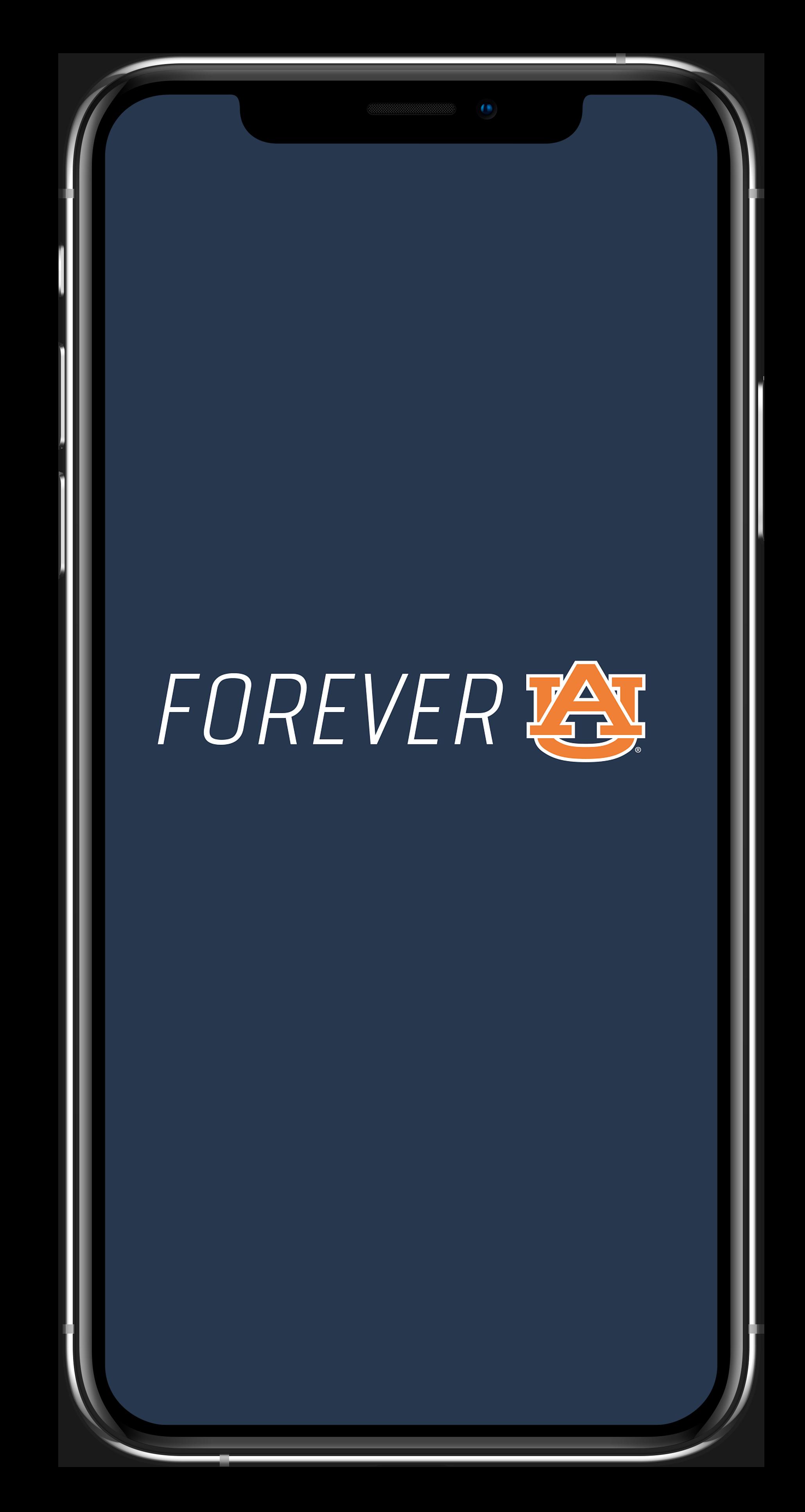 Forever AU phone app