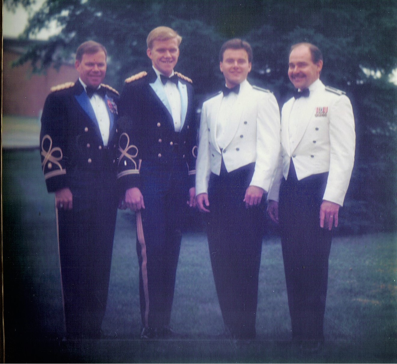 """Lt. Col. Michael """"Lucky"""" LaChance '84: From Luck to Success"""