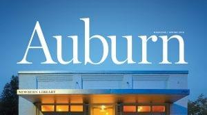 Auburn Magazine / Spring 2019