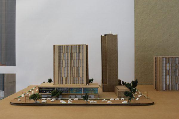 Urban Studio Architecture Model