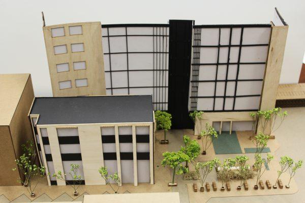 Urban Studios Architecture Model