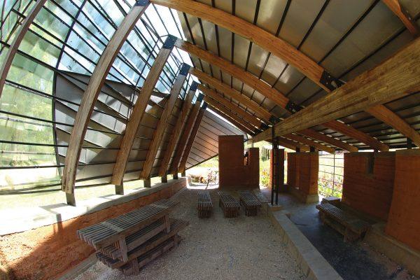 Rural Studio Glass Chapel