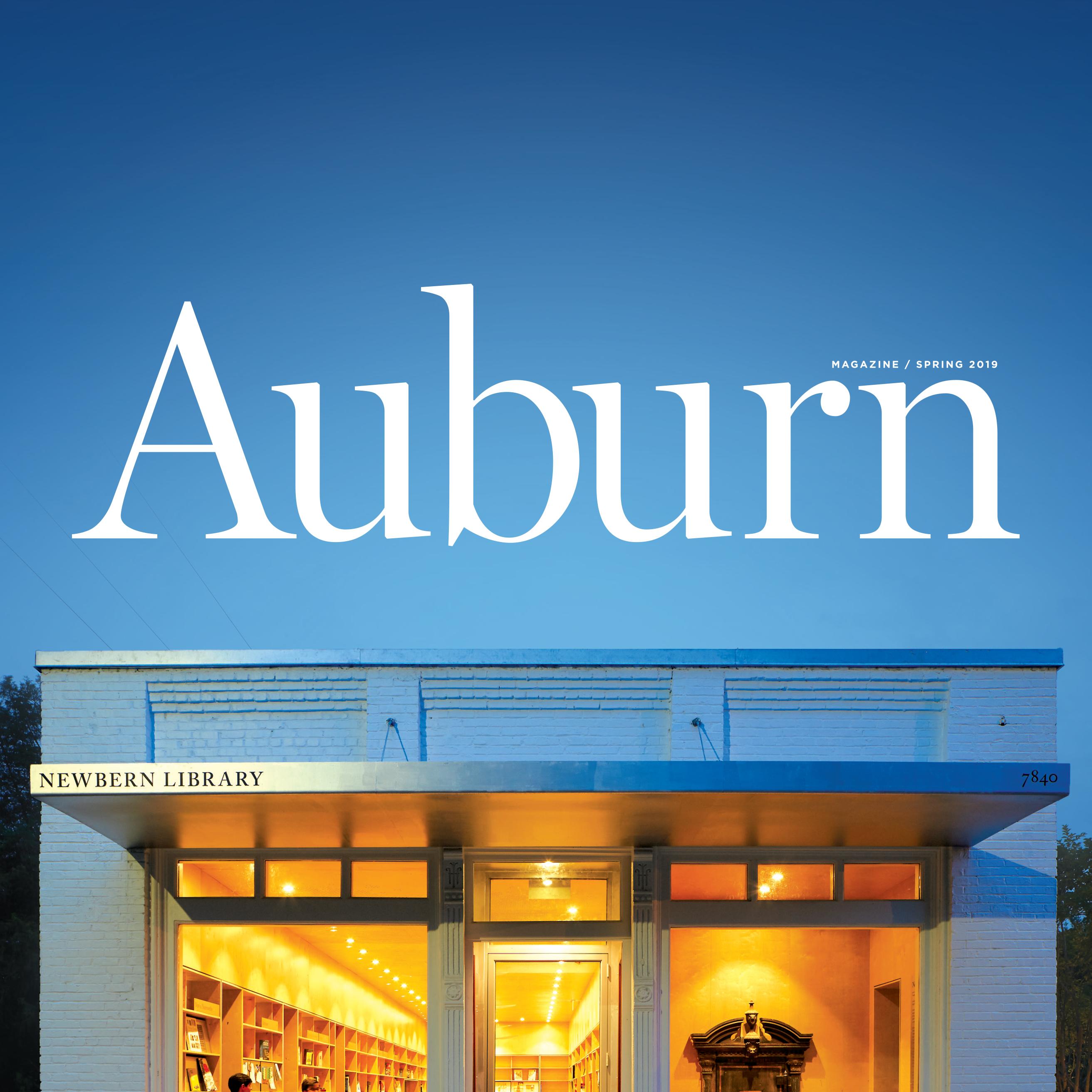 Auburn Magazine Spring 2019
