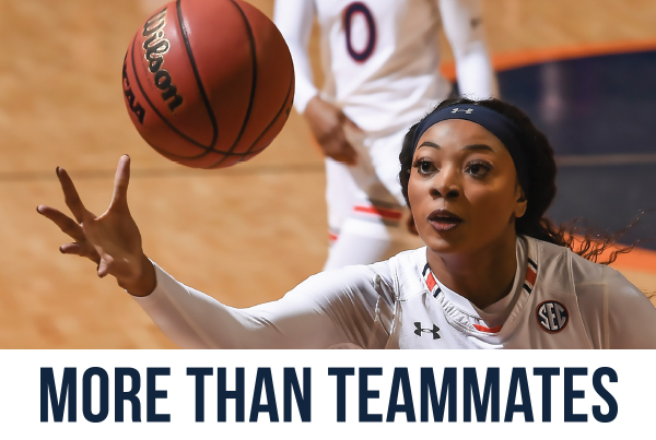 More Than Teammates