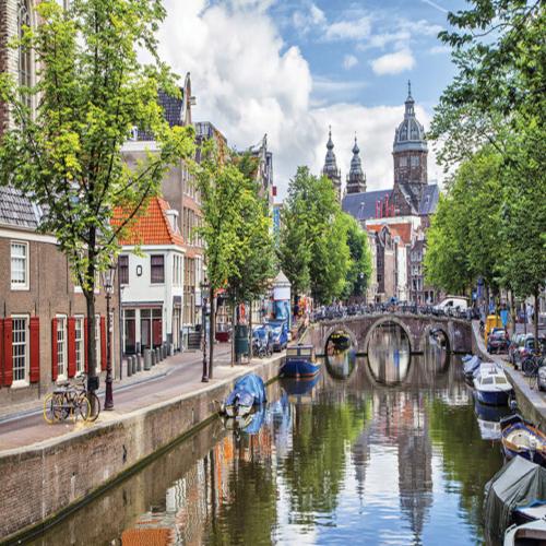 Amsterdam - Windmills, Tulips & Belgian Delights