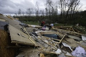 2019-03-05 Tornadoes hit Lee County