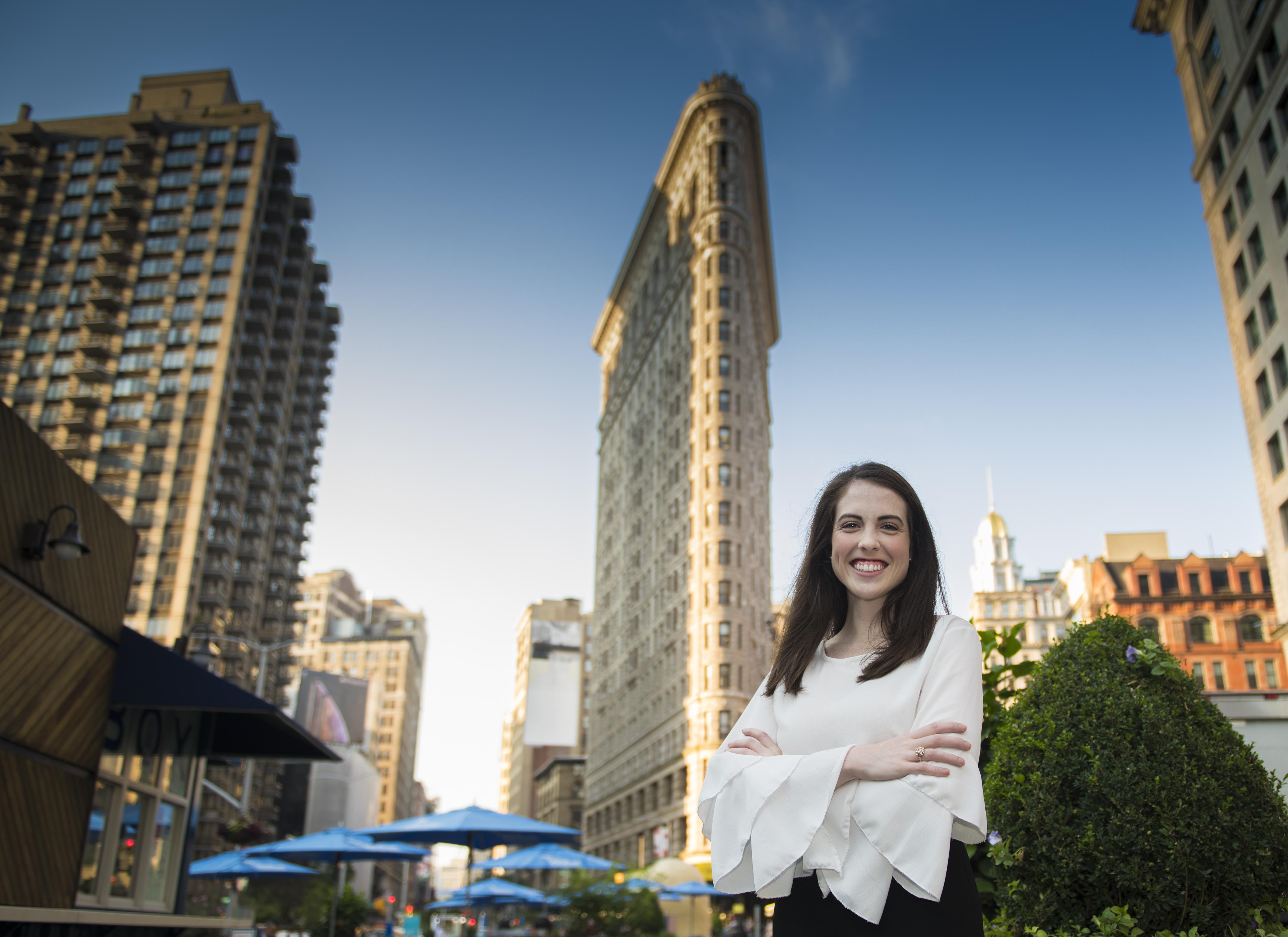 Saving the Skyline: Kelli Crabtree '17