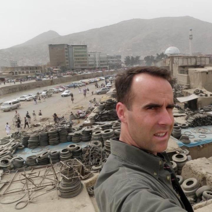 Jason Howk '00: U.S. Veteran Promotes Understanding of Islam