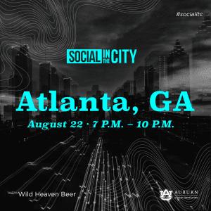 Social in the City - Atlanta