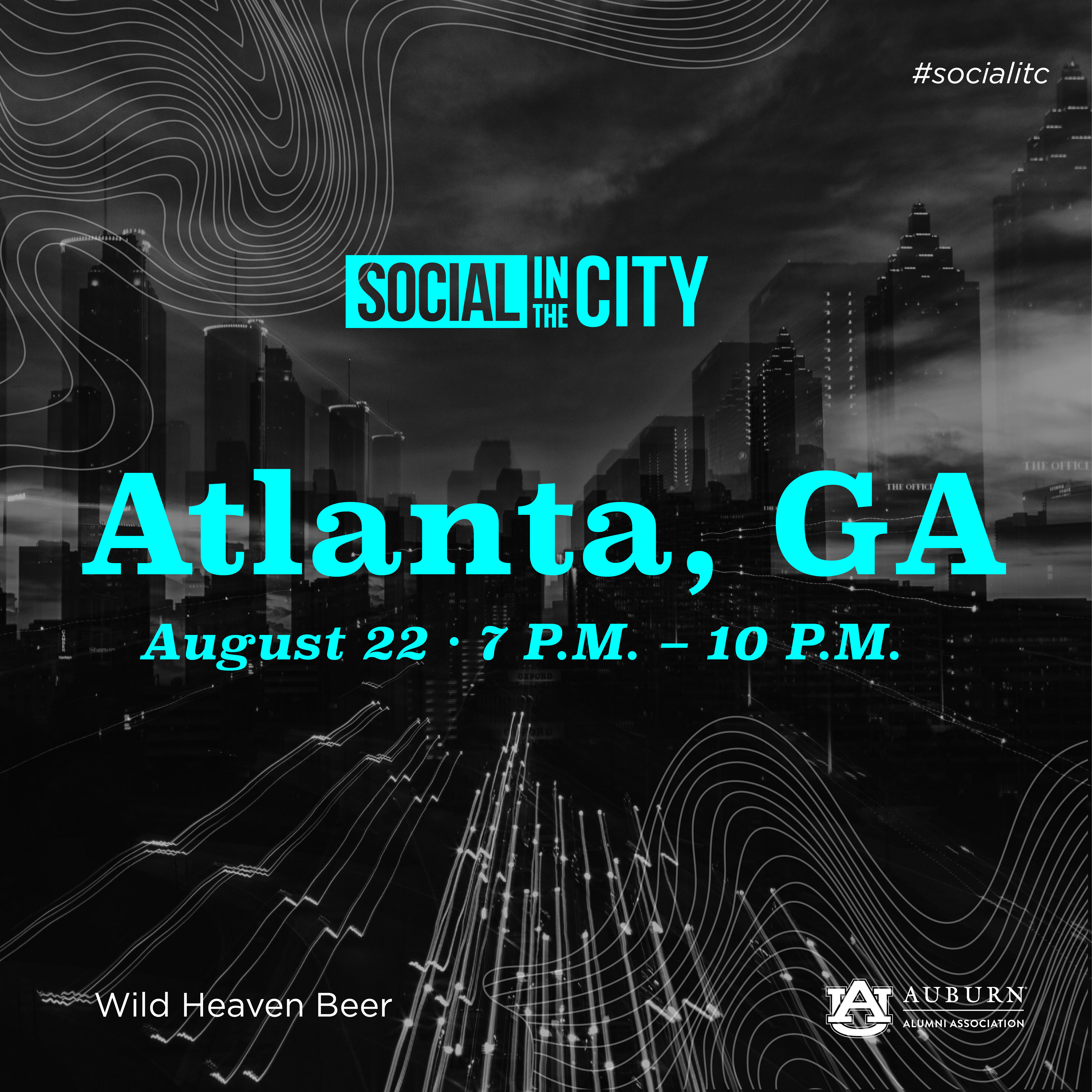 Social in the City - Atlanta