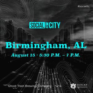 Social in the City - Birmingham