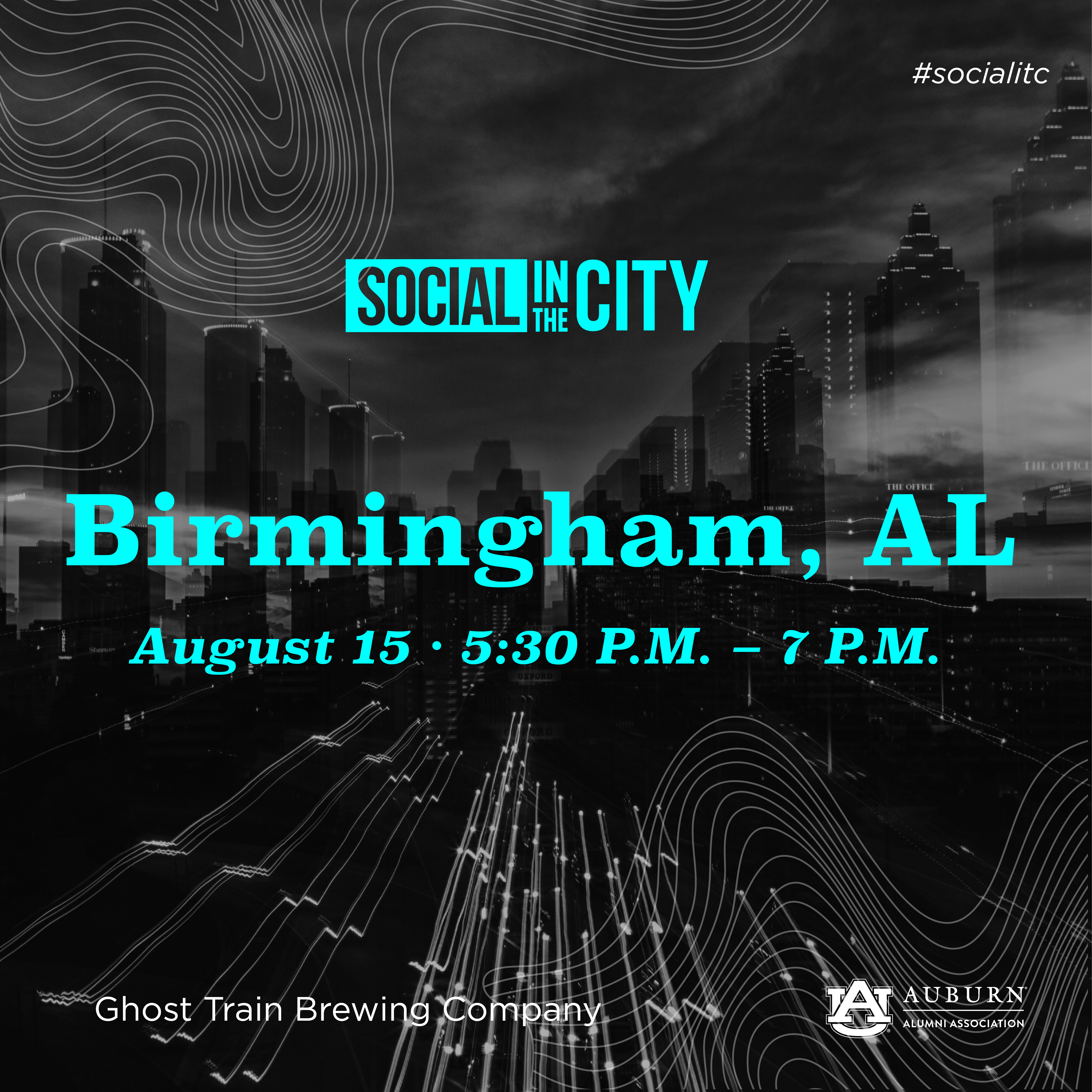 Social in the City - Birmingham
