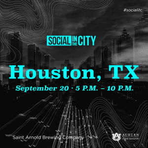 Social in the City - Houston