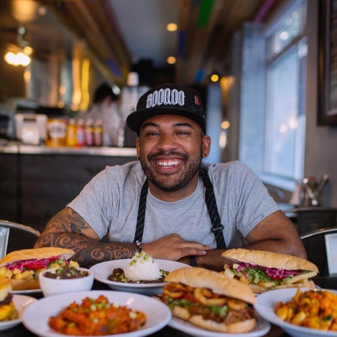 Chef Matt Pace '07: Cooking Up Success