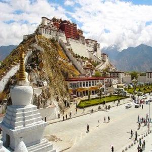 China and Tibet