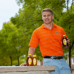 Auburn Student Hits Sweet Spot with Local Honey Business
