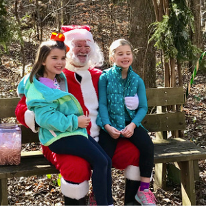 Santa is coming to Auburn's Kreher Preserve and Nature Center