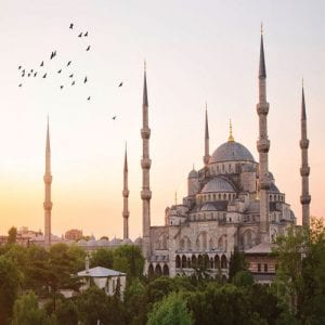 Medieval Sojourn Blue_Mosque