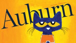 Auburn Magazine Winter 2019 Pete the Cat