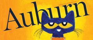 Auburn Magazine Winter 2020 featuring Pete the Cat