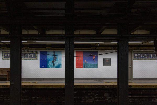 Andie Subway Ad