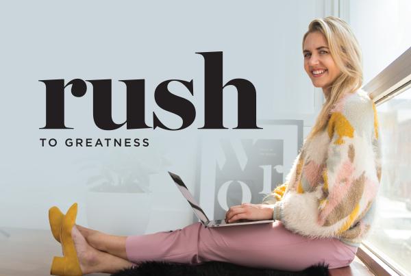 Rush to Greatness Header